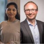 Surbhi Bansal og Åge Landråk starter i Proactima
