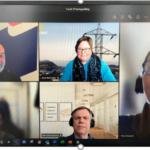 Deltakerne i en av øktene under læringsdeling for Covid-19 delte til felles for alles beste også under den femte gjennomføring av dette siden starten i juni i fjor. På bildet ses representanter fra Oslo Havn, NOFO, Tafjord Kraftvarme, Bane Nor og BIR.
